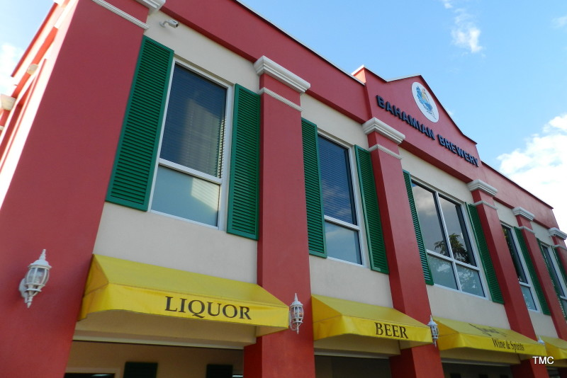 Sands Beer Conventional Facade