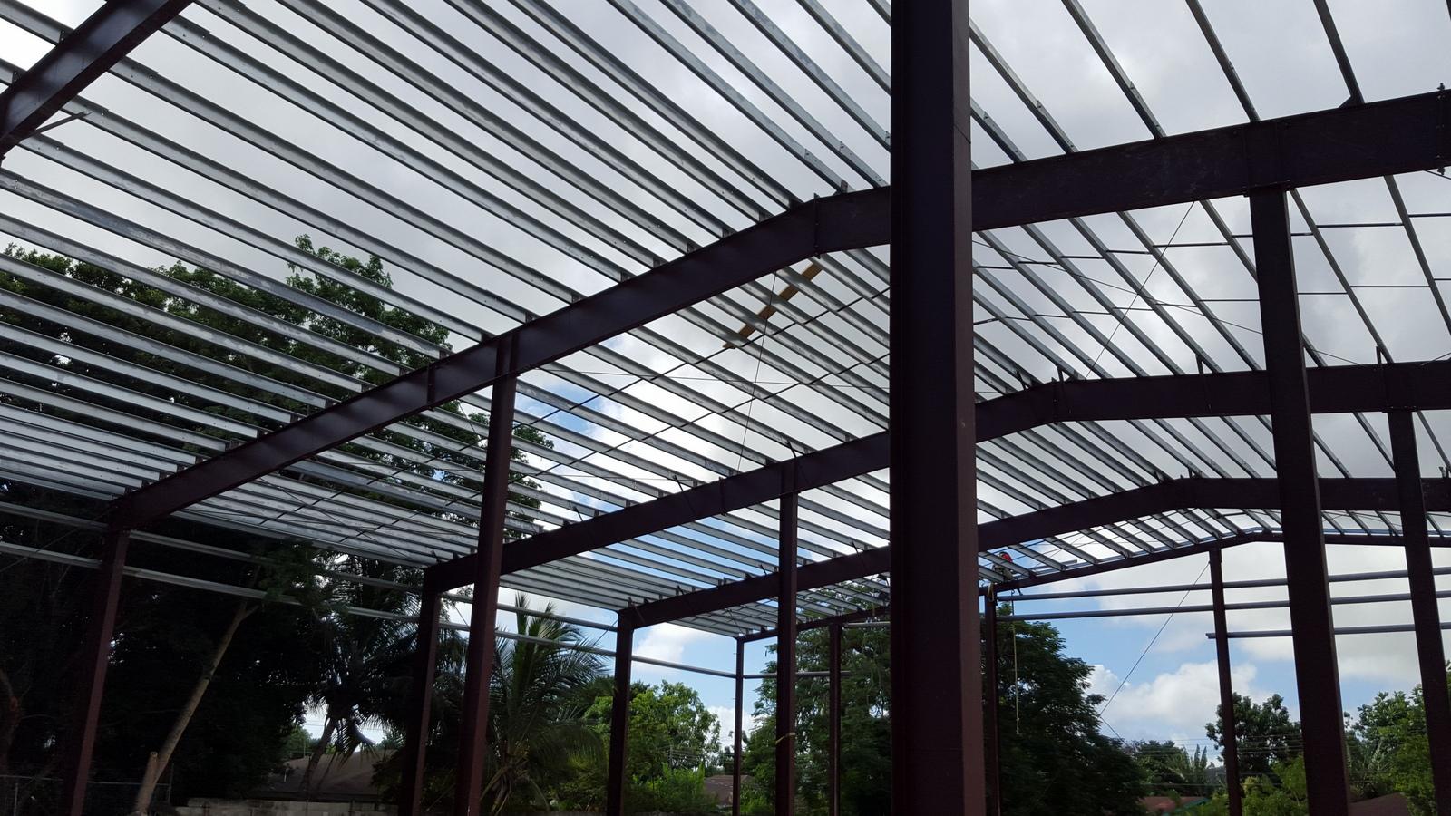 bahamas steel buildings