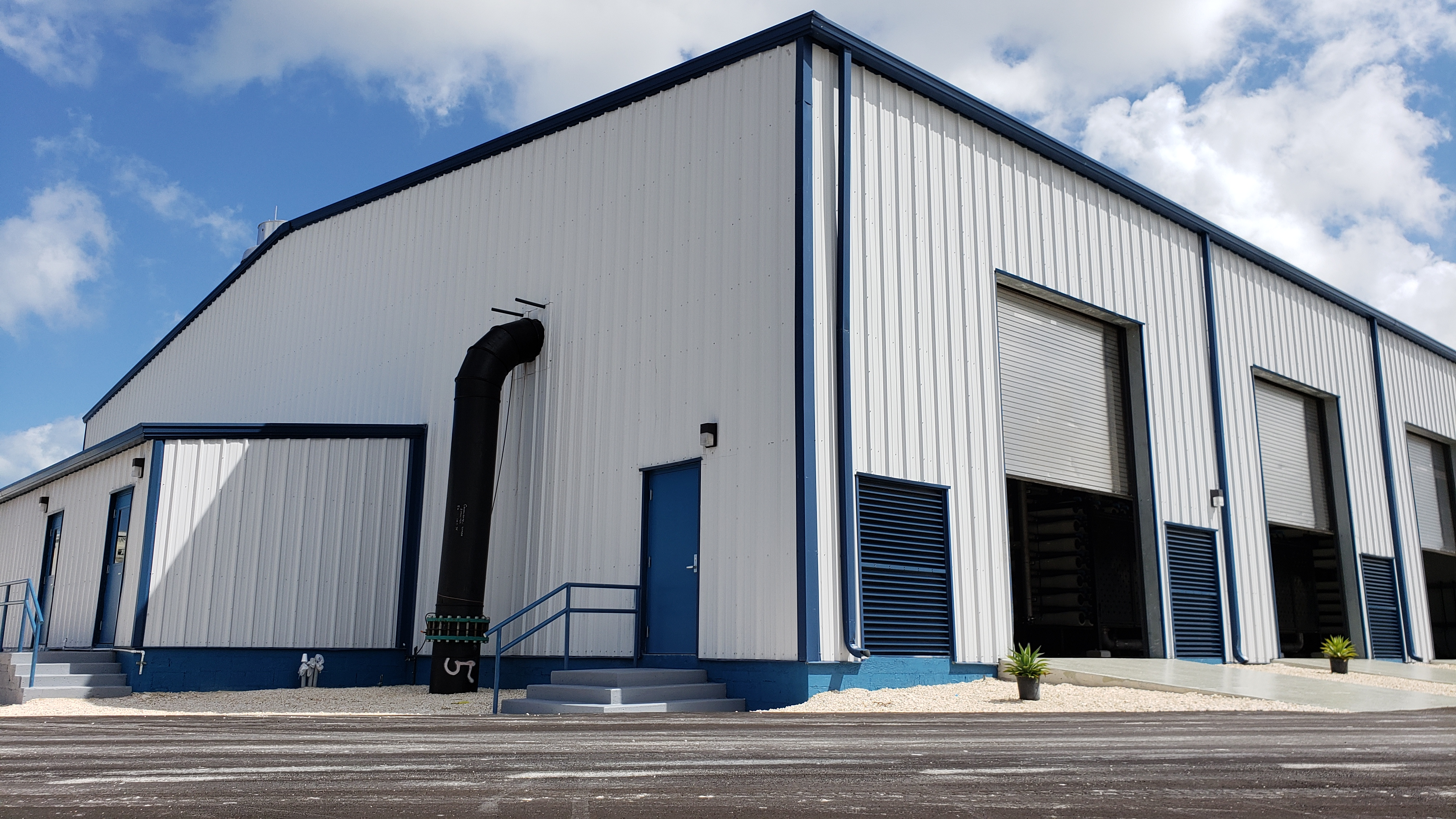 bahamas steel building nassau