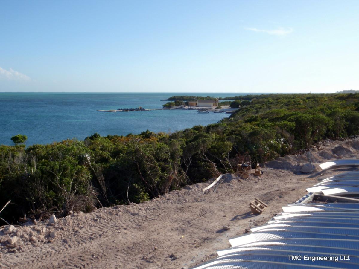 Bahamas Out Island Construction