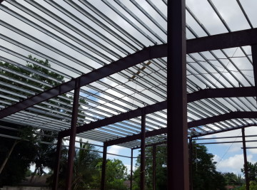 bahamas steel buildings