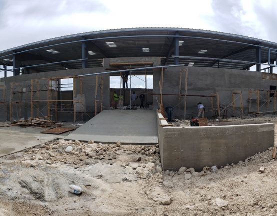 Metal Building Construction Nassau Bahamas