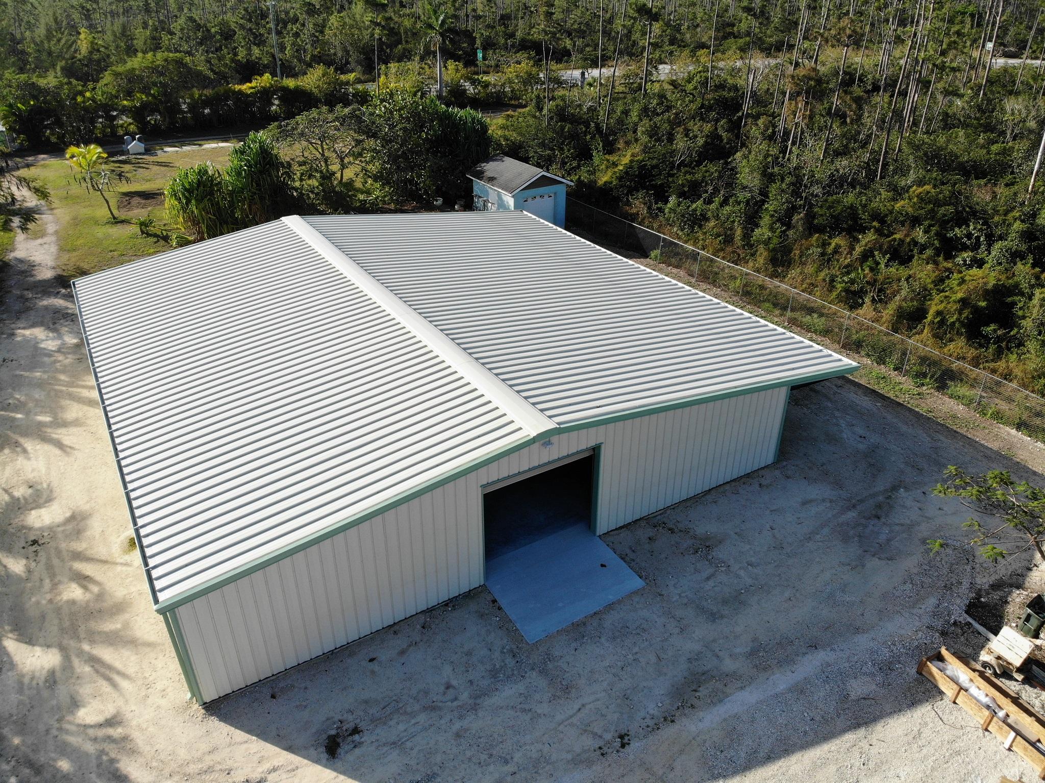 Garage Building Tmc Engineering Ltd