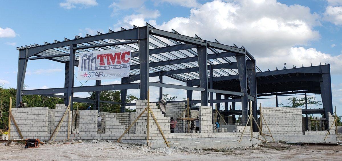 Steel Building Gym Bahamas