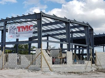Steel Building Gym Bahamas