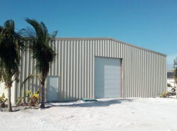 Bahamas Warehouse Building